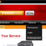 Server4You: PowerPannel IP Management