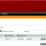 Server4You: Personnalisation de Reverse