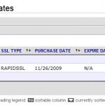 NameCheap: SSL - Active Now